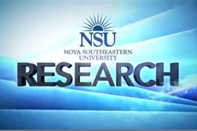 Watch and learn more about NSU's current areas of research