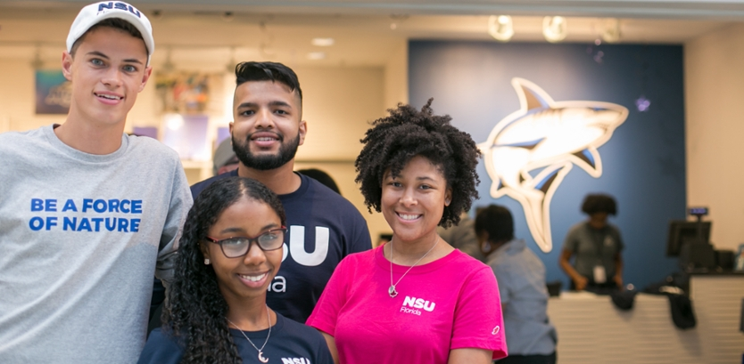 NSU FLORIDA Current Students