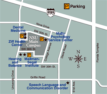 Student Medical Center Map