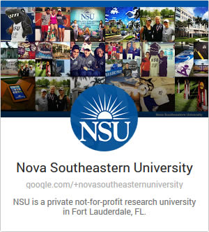 NSU Google+ Badge