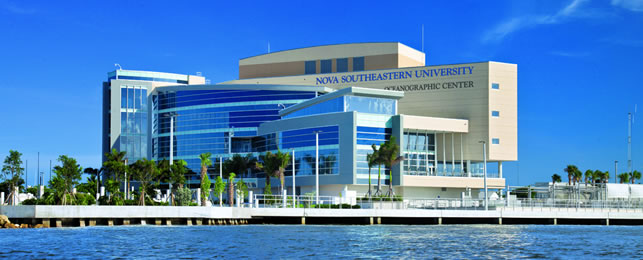 NSU Center of Excellence for Coral Reef Ecosystems Research