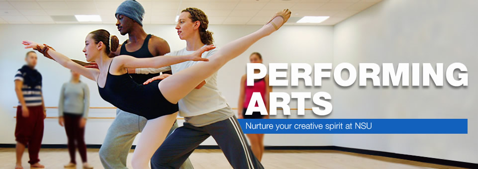Nurture your creative spirit at NSU