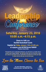 Leadership Conference 2016