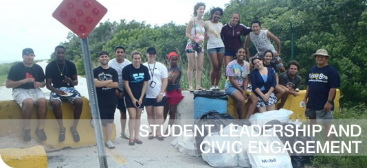 Student Leadership & Civic Engagement
