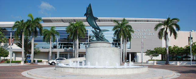 NSU Shark Fountain