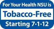 NSU is Tobacco Free