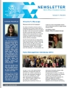 Fall 2013 Newsletter Cover