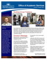 Winter 2010 Newsletter Cover