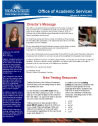 Winter 2012 Newsletter Cover