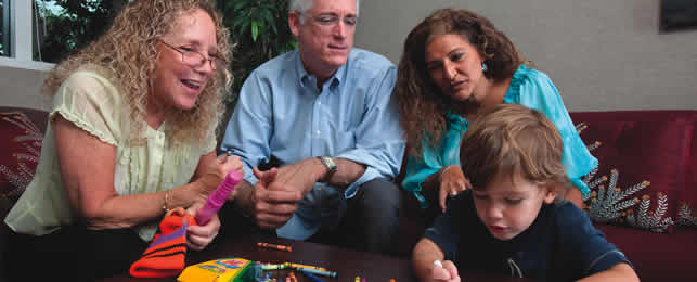 Family Therapy Dual Admission Program