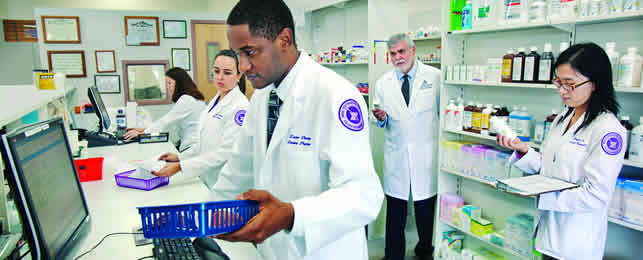 Pharmacy Dual Admission Program