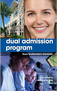 Dual Admissions Viewbook