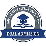 NSU's Dual Admission Program logo
