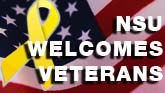 NSU Welcomes Veterans