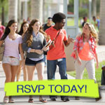 RSVP to College Preview Day with Financial Aid Workshops on Saturday, January 10